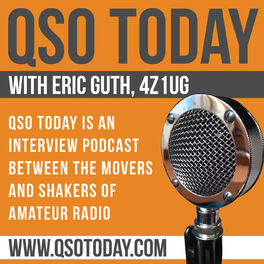 Show cover of QSO Today Podcast - Interviews with the leaders in amateur radio
