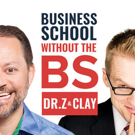 Show cover of Thrivetime Show | Business School without the BS
