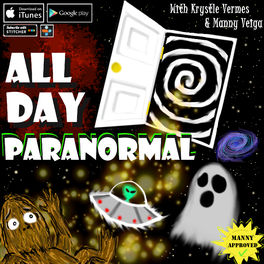 Show cover of All Day Paranormal
