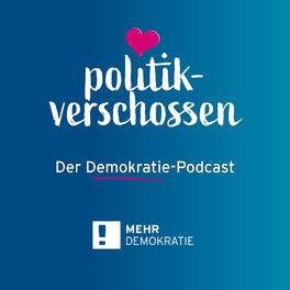 Show cover of politikverschossen – der Demokratie-Podcast