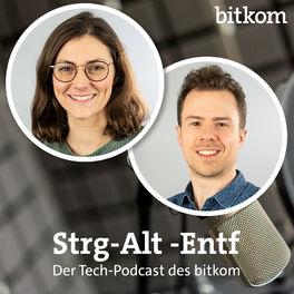 Show cover of Strg-Alt-Entf - Der Tech-Podcast des Bitkom