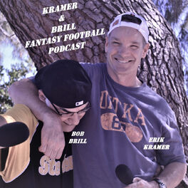 Show cover of Kramer and Brill Fantasy Football Podcast