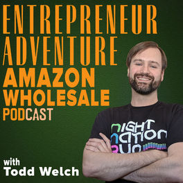 Show cover of Entrepreneur Adventure Amazon Wholesale Online Business Podcast