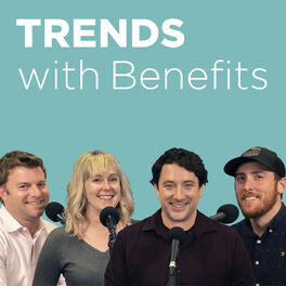 Show cover of Trends With Benefits