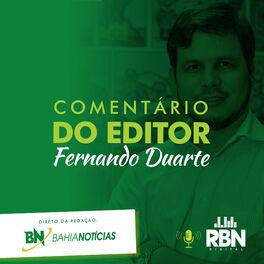 Show cover of Comentário do Editor - Fernando Duarte