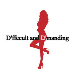 Show cover of D'ffecult and D'manding: Walk on the Dark Side