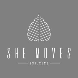 Show cover of she moves
