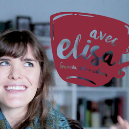 Show cover of Fale Francês Avec Elisa