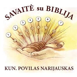 Show cover of Savaitė su Biblija