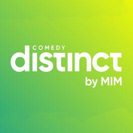 Show cover of Distinct Comedy