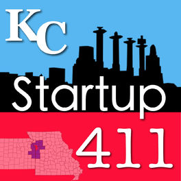 Show cover of kcstartup411 - Covering the Kansas City Startup Scene