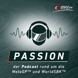 Show cover of Passion - Der Podcast rund um die MotoGP™ und WorldSBK™