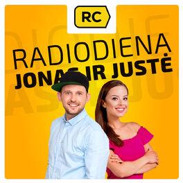 Show cover of RadioDiena: Jonas ir Justė