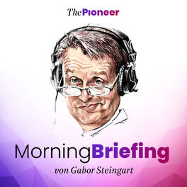 Show cover of Steingarts Morning Briefing – Der Podcast
