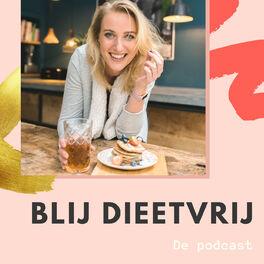 Show cover of De Blij Dieetvrij Podcast
